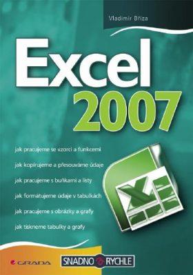 Excel 2007 - Šimek Tomáš - e-kniha