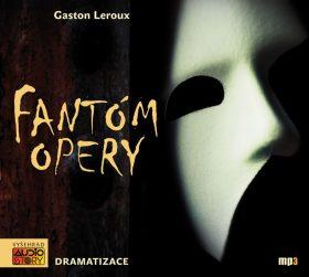 Fantóm opery (audiokniha) - Gaston Leroux - audiokniha
