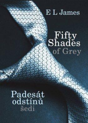 Fifty shades of Grey - Padesát odstínů šedi - E L James - e-kniha