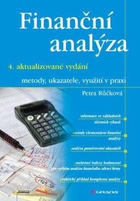 Finanční analýza - 4. rozšířené vydání - Petra Růčková - e-kniha
