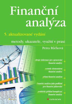 Finanční analýza – 5. aktualizované vydání - Petra Růčková - e-kniha