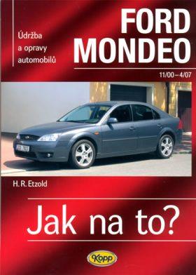 Ford Mondeo - 11/2000-4/2007 - Jak na to? - 85. - Etzold Hans-Rudiger Dr.