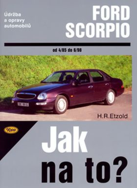 Ford Scorpio 4/85-6/98 - Jak na to? - 15. - Etzold Hans-Rudiger Dr.