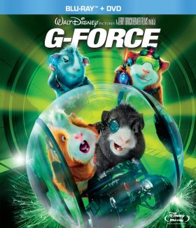 G-Force BD+DVD (Combo Pack) - DVD