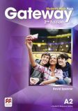 Gateway 2nd Edition A2: Student´s Book Pack - David Spencer