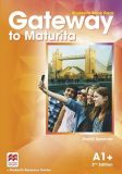 Gateway to Maturita 2nd Edition A1+: Student´s Book Pack - David Spencer