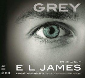 Grey - E.L. James - audiokniha