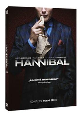 Hannibal 1. série - DVD