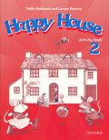 Happy House 2 Activity Book - Stella Maidment