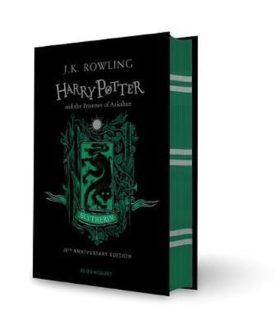 Harry Potter and the Prisoner of Azkaban - Slytherin Edition - Joanne K. Rowlingová