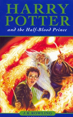 Harry Potter and the Half-Blood prince - Joanne K. Rowlingová