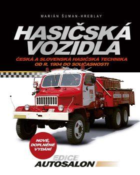 Hasičská vozidla - Marián Šuman-Hreblay - e-kniha