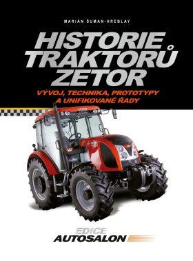 Historie traktorů Zetor - Marián Šuman-Hreblay - e-kniha