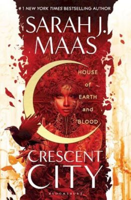House of Earth and Blood - Sarah J. Maasová