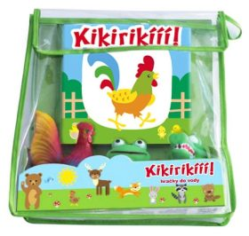 Hračky do vody - Kikirikííí! (CZ/SK vydanie)