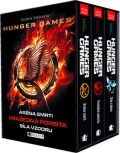 HUNGER GAMES – 1.-3.díl - box - Suzanne Collins
