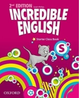Incredible English Starter Class Book (2nd)