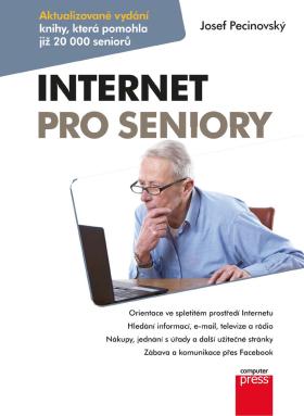 Internet pro seniory - Josef Pecinovský - e-kniha