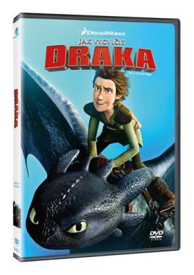 Jak vycvičit draka DVD - DVD