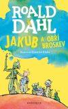 Jakub aobří broskev - Roald Dahl