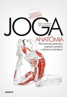 JOGA - anatómia - Leslie Kaminoff, Amy Matthews - e-kniha