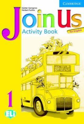 Join Us for English 1 Activity Book - Herbert Puchta, Günter Gerngross