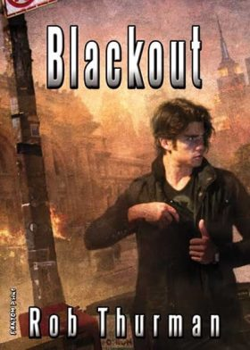 Blackout - Rob Thurman