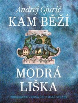 dětská kniha o Praze