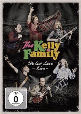 We Got Love - live - DVD