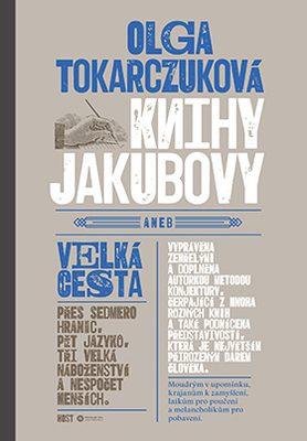 Knihy Jakubovy - Olga Tokarczuková - e-kniha