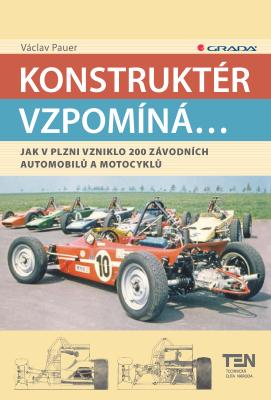 Konstruktér vzpomíná... - Václav Pauer - e-kniha