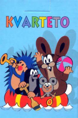 Krteček - kvarteto