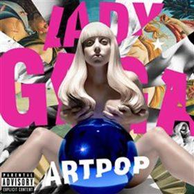 Artpop - Lady Gaga - audiokniha