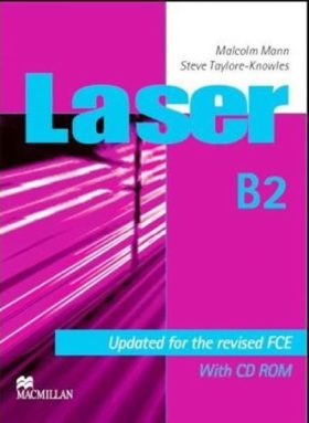 Laser B2 (new edition) Student´s Book + CD-ROM - Steve Taylore-Knowles and Malcolm Mann