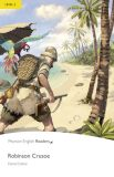 PER | Level 2: Robinson Crusoe - Daniel Defoe