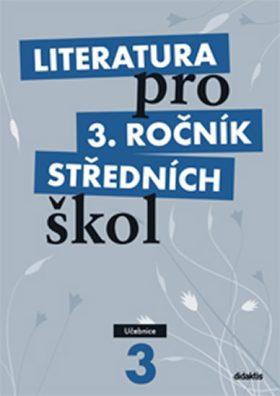 Literatura pro 3. ročník SŠ - učebnice - Lukáš Andree