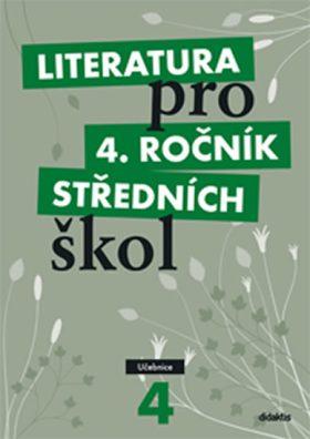 Literatura pro 4.ročník SŠ - Učebnice - Lukáš Andree