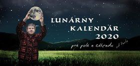 Lunárny kalendár 2020 pre pole a záhradu od Pavla - Pavel Bohuš