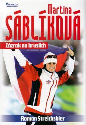 Martina Sáblíková - Streichsbier Roman