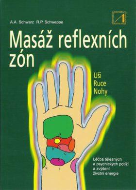 Masáž reflexních zón - Kolektiv autorů