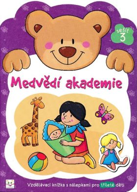 Medvědí akademie sešit 3