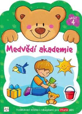 Medvědí akademie sešit 4