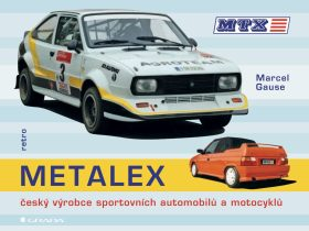 Metalex - Marcel Gause - e-kniha