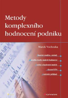 Metody komplexního hodnocení podniku - Marek Vochozka - e-kniha