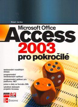 Microsoft Office Access 2003 pro pokročilé - Noel Jerke