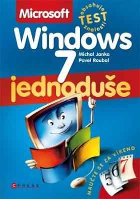 Microsoft Windows 7 Jednoduše - Pavel Roubal, Michal Janko - e-kniha