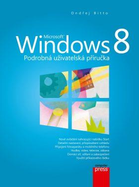 Microsoft Windows 8 - Ondřej Bitto - e-kniha