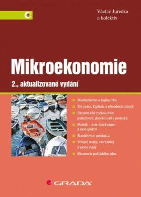 Mikroekonomie - kolektiv a, Václav Jurečka - e-kniha