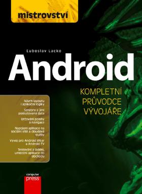 Mistrovství - Android - Ľuboslav Lacko - e-kniha