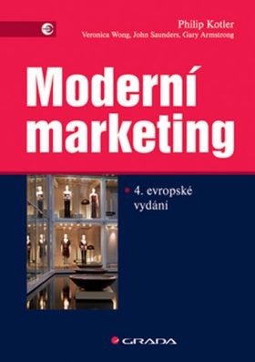 Moderní marketing - Philip Kotler
